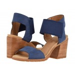 Nadia Sandal Blue Shadow Nubuck