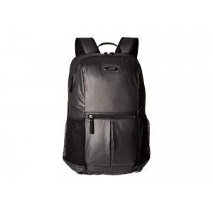 Performance Coated Backpack Black
