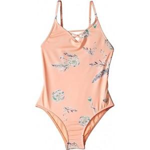 Darling One-Piece Swimsuit (Big Kids)