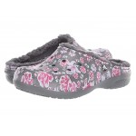 Freesail Graphic Lined Multi Floral/Slate Grey