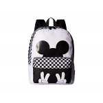 Mickeys 90th Checkerboard Mickey Realm Backpack