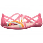 Isabella Cut Strappy Sandal Paradise Pink/Rose Dust