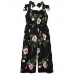 Dolce & Gabbana Kids Tuta Jumpsuit (Big Kids) Rose Rosa Fdo Nero