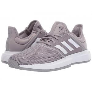 GameCourt Light Granite/Footwear White/Grey Three F17