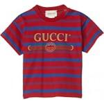 Bicolor Stripe Jersey T-Shirt (Infant)