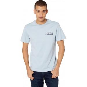 Lacoste Short Sleeve Heavy Jersey 3D T-Shirt Regular Breeze