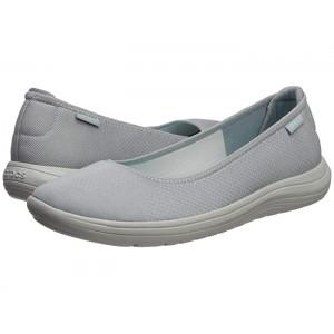 Reviva Flat Light Grey/Pearl White