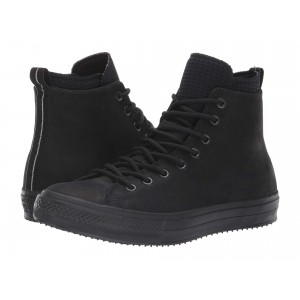 Chuck Taylor All Star Utility Draft Boot - Hi Black/Black/Black