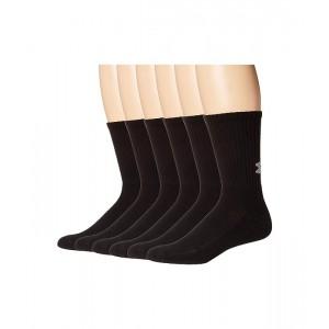 Training Cotton Crew Socks 6-Pair