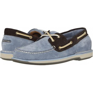 Rockport Ports of Call Perth Blue/Navy Suede