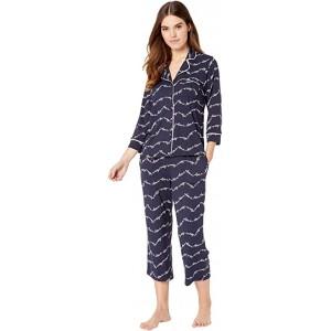 Brushed Jersey Pajama Set