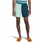 The North Face Class V 9 Pull-On Trunks Coastal Green/Blue Wing Teal