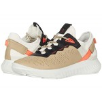ECCO ST.1 Lite Sneaker Multicolor Brown Cow Leather/Textile