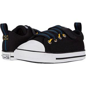 Converse Kids Chuck Taylor All Star Z-Street (Infantu002FToddler) Black/Coast/White
