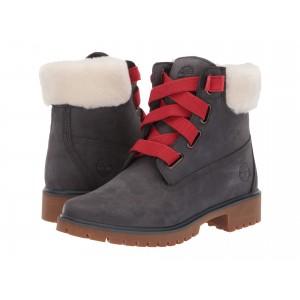 Jayne 6 Waterproof Convenience Boot Dark Grey