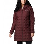 Delta Ridge Long Down Jacket