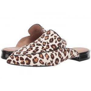 TM Zuly M Slip-On White Leopard