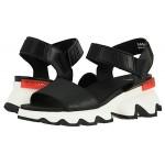 SOREL Kinetic Sandal Black