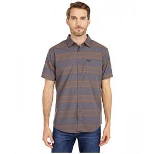 Charter Stripe Short Sleeve Woven