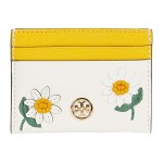 Robinson Embroidered Card Case