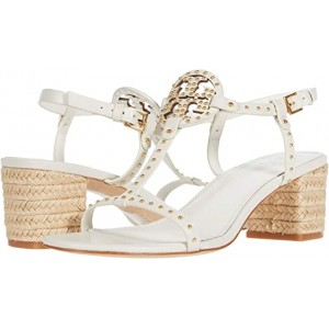 Tory Burch Miller Stud 65 mm Espadrille Perfect Ivory