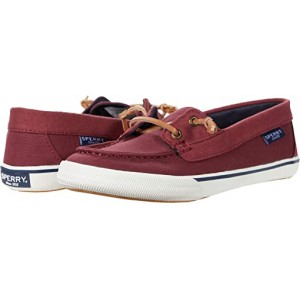Sperry Lounge Away Smocked Collar Cordovan