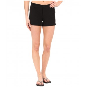 Bond Girl Shorts TNF Black (Prior Season)