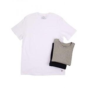 Cotton Crew Neck Shirt 3-Pack
