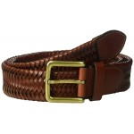 35 mm. Stretch Braided Leather Belt