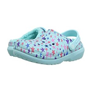 Classic Printed Lined Clog (Toddler/Little Kid)