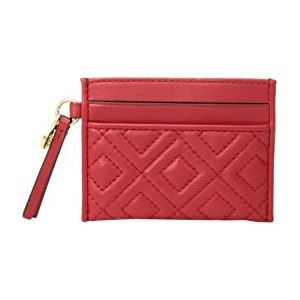 Fleming Slim Card Case Brilliant Red