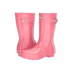 Original Short Gloss Rain Boots Pink
