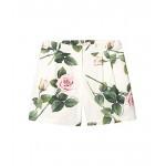 Dolce & Gabbana Kids Shorts L52Q24HS5GG (Big Kids) Rose Rosa Fdo Panna