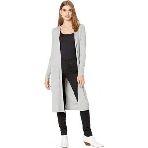 Slim Sleeve Cardigan Medium Heather Grey