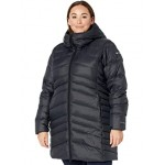 Plus Size Autumn Park Mid Jacket