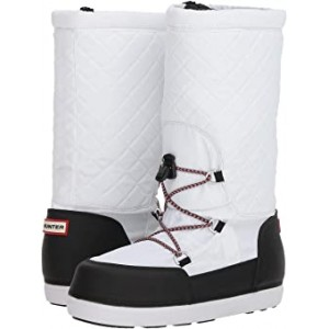 Original Quilted Snow Boots White/Black