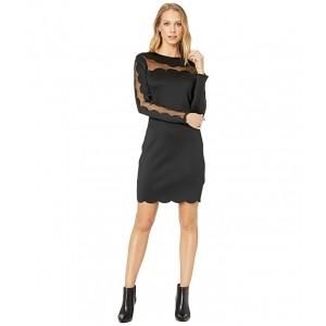 Serenity Joyous Bodycon Dress Black