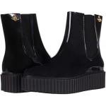 Melissa Shoes VWA + Chelsea Boot Black