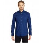 BOSS Hugo Boss Mabsoot Woven Shirt Dark Blue