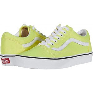 Vans Old Skool Neon Lemon Tonic/True White