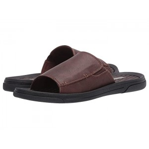 Pacey Stretch Slide Brown