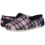 Bobs Plush - Plaid Dash Navy/Red