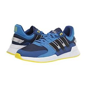 Run90s Dark Blue/Black/Shock Yellow
