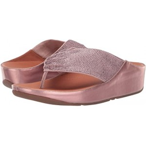 FitFlop Twiss Crystal Oyster Pink