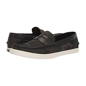 Nantucket Loafer Camo Canvas/Black/Optic White