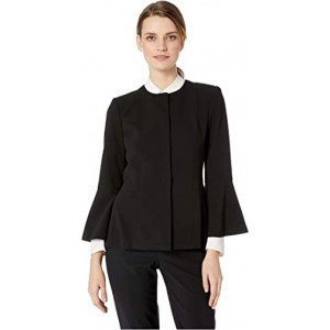 Bell Sleeve Jacket Black