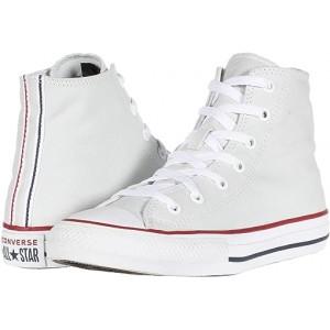 Converse Kids Chuck Taylor All Star Twisted Varsity Hi (Little Kidu002FBig Kid) Photon Dust/Garnet/White