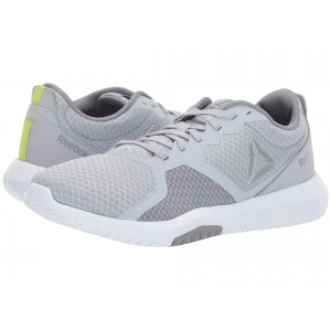Reebok Flexagon Force Cold Grey/White/Neon Lime/Silver
