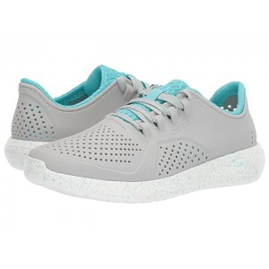 LiteRide Speckled Pacer Pearl White/White