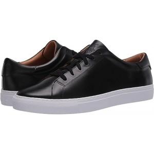 Polo Ralph Lauren Jermain II Black Cloudy Leather